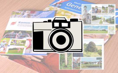 Fotojournalist für die Zeitung und für Kommunen